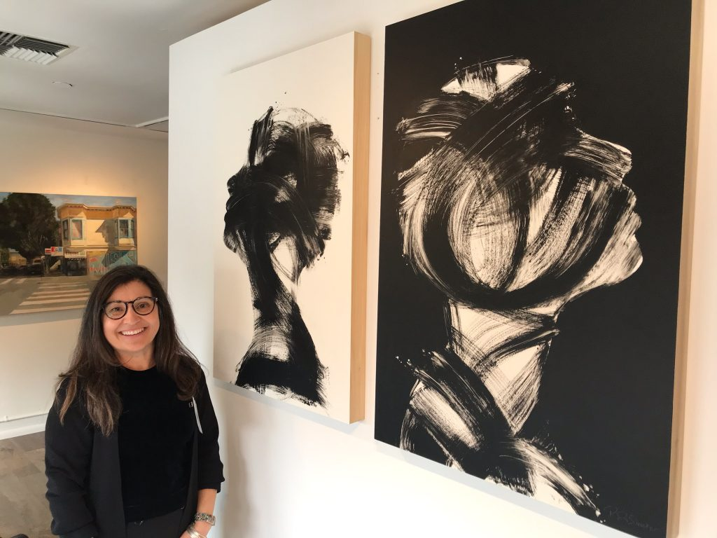 Selected for 31 Women Exhibition at the Whitney Modern Gallery